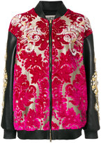 Fausto Puglisi damask embellished jacket