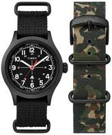 Timex + Todd Snyder The Military Watch in Black