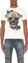 Just Cavalli Skull-print jersey t-shirt