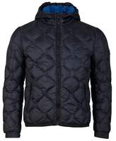 Boss BOSS Danos Water-repellent Down Jacket In Ripstop Fabric Colour: NAVY,
