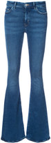 MiH Jeans flared jeans - women - Acetate - 24