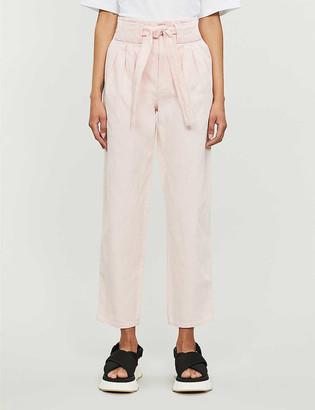 Sandro Tod stretch-denim jeans