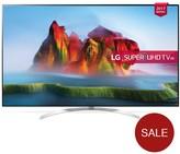 LG Electronics 65SJ850V 65 Inch, 4K Ultra HD Certified HDR, Smart TV