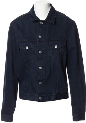 Acne Studios Navy Denim - Jeans Jackets