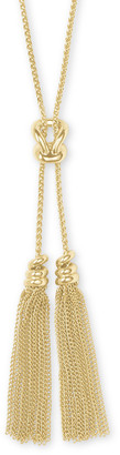Kendra Scott Presleigh Tassel Necklace