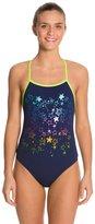 Speedo Flipturns Endurance Lite Shine Star One Back Swimsuit 8122226