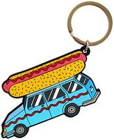 Valley Cruise Press Hot Dog Keychain