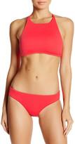 Billabong Sol Searcher Crop Halter Bikini Top