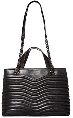 Rebecca Minkoff Mab Quilt Satchel (Doe) Handbags