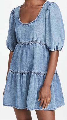 Rahi Denim Babydoll Dress