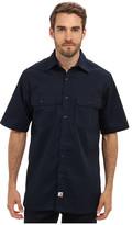 Carhartt Twill S/S Work Shirt