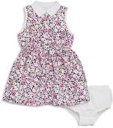 Kate Spade Girls' Floral Print Shirtdress & Bloomers Set