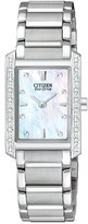 Citizen Women's EX1130-50D Palidoro Eco-Drive Stainless Steel Diamond Palidoro Watch
