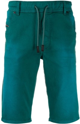 Diesel Dyed Jogger Shorts