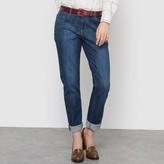 La Redoute R essentiel Low Rise Stretch Boyfriend Jeans, Length 29