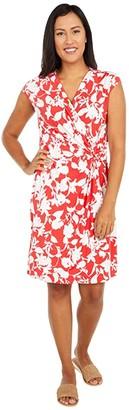 Tommy Bahama Sunset Vista Dress (Boomerang Red) Women's Dress