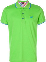 Paul & Shark short sleeve polo - men - Cotton - M