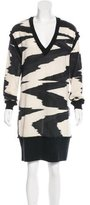 Missoni Wool Sweater Dress