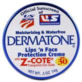 Dermatone SPF30 tin w/z-Cote by 0.5oz Tin)