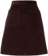 A.P.C. Solene mini skirt