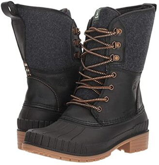 Kamik Sienna 2 (Black) Women's Cold Weather Boots
