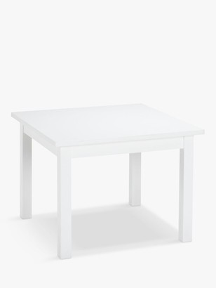 Pottery Barn Kids My First Play Table, White