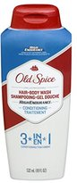 Old Spice High Endurance Conditioning Hair and Body Wash - 18 oz