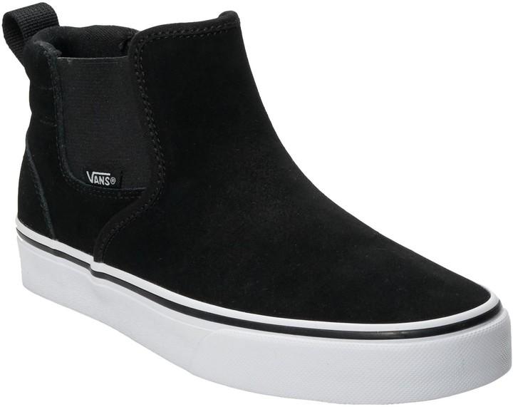 Vans Asher Mid Women's Skate Shoes