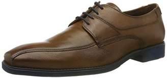Lloyd men's shoe GRADY, classic business leather shoe with rubber sole