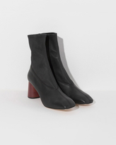 Helmut Lang Midcalf Stetch Boot