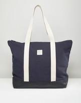Jack Wills Navy Weekend Bag