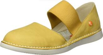Softinos Women's Teja576sof Espadrille Wedge Sandal