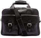 Aspinal Of London Harrison Overnight Business Bag Black