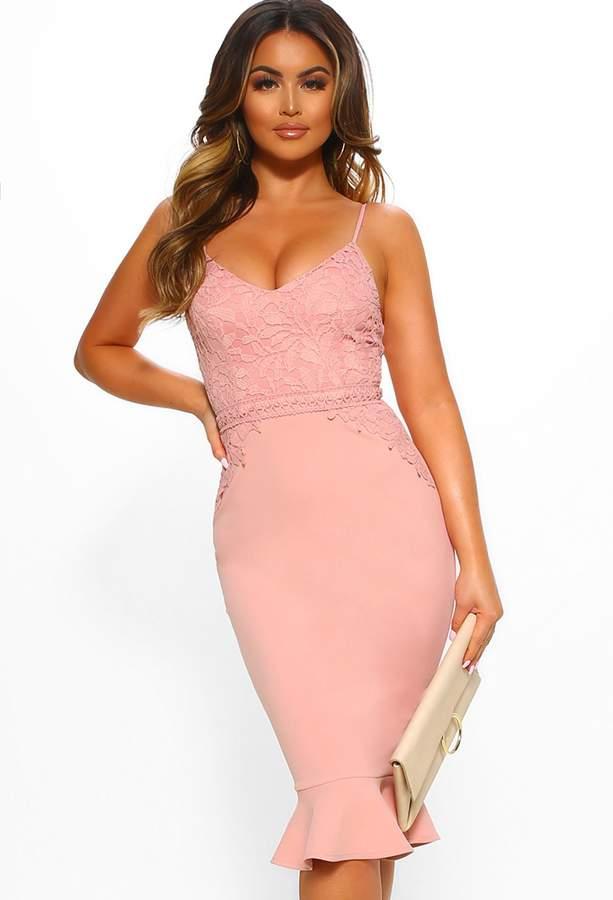 Pink Boutique Crochet Dresses Shopstyle Uk