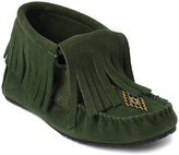 Manitobah Mukluks Moss Paddle Suede Moccasin Boot