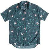 Quiksilver Men's Sweet and Sour Short Sleeve Shirt 8141580