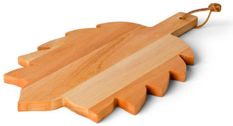 Ash Spring Copenhagen - Cutting Serving Board Leaf In Mahogany - Wood