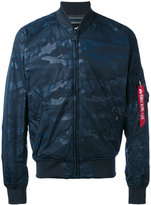 Alpha Industries bomber jacket - men - Cotton/Polyester - L