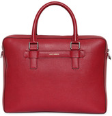 Dolce & Gabbana Mediterranea Textured Leather Briefcase