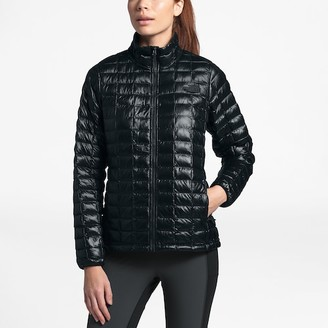 The North Face Thermoball Jacket - Black / Silver