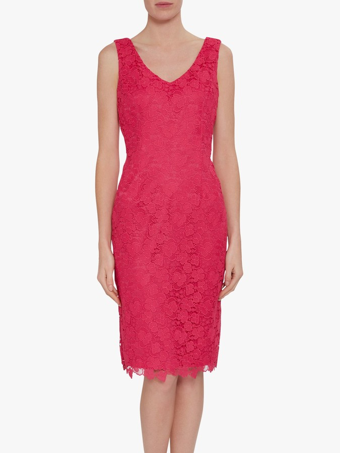 Gina Bacconi Slaina Lace Dress