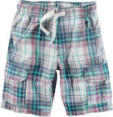 Carter's Pb W Short Cargo Shorts - Preschool Boys