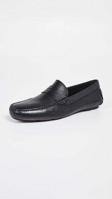 To Boot Ashbery Pebble Grain Driving Shoes