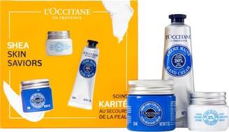 L'Occitane Shea Butter Skin Saviors Kit