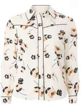 Dorothy Perkins Petite Floral Western Shirt