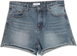 Suncoo Denim shorts