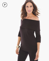 Chico's Off-the-Shoulder Top