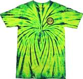 Buy Cool Shirts Yoga Buddha Eyes Patch (Pocket Print) Tie Dye Tee