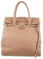 Jimmy Choo Leather Rhys Bag