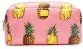 Dolce & Gabbana Pineapple-print make-up bag
